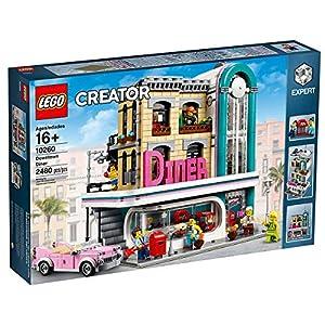 LEGO Creator 10260 American Diner, Colore None  LEGO