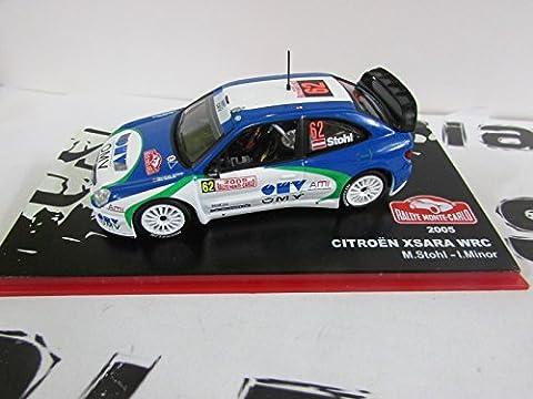 Voiture Rallye Citroen 1 43 - Voiture Modèle DIECAST 1/43 Rallye Monte Carlo