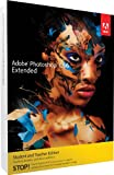 Adobe Photoshop CS6 Extended Student and Teacher*