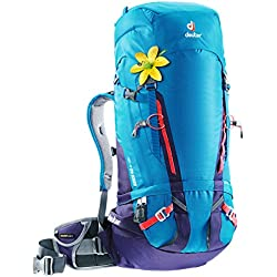 Deuter Guide 40+ SL, Zaino Unisex-Adulto, Turchese (Turquoise/Blueberry), 24x36x45 Centimeters