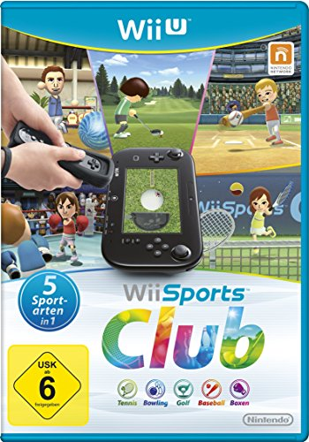 Wii Sports Club [import allemand]