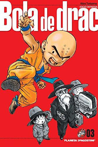 Bola de Drac nº 03/34 (Manga Shonen) por Akira Toriyama