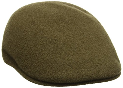 Kangol Seamless Wool 507 Casquette Souple, Vert (Camo), (Taille Fabricant: Small) Mixte