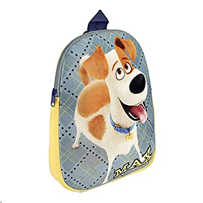 Pets Mascotas 2100001541 Mochila Infantil de Artesanía Cerdá