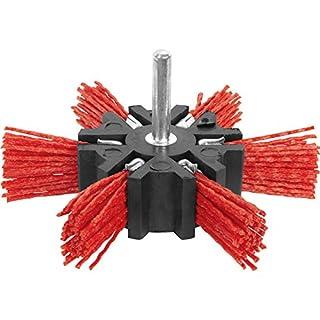 Abracs Nylon Filament Flap Brush 100mm