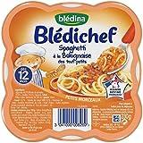 Bledichef spaghetti à la bolognaise 230g dès 12 mois - ( Prix Unitaire ) - Envoi Rapide Et Soignée