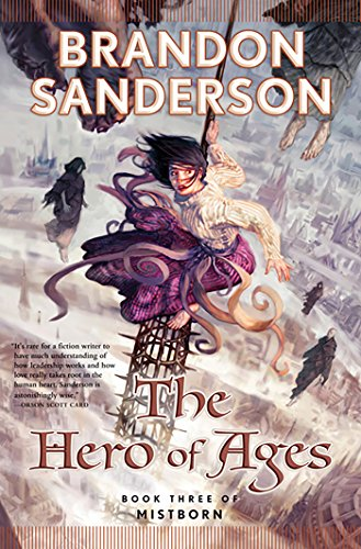 The Hero of Ages (Mistborn Trilogy)