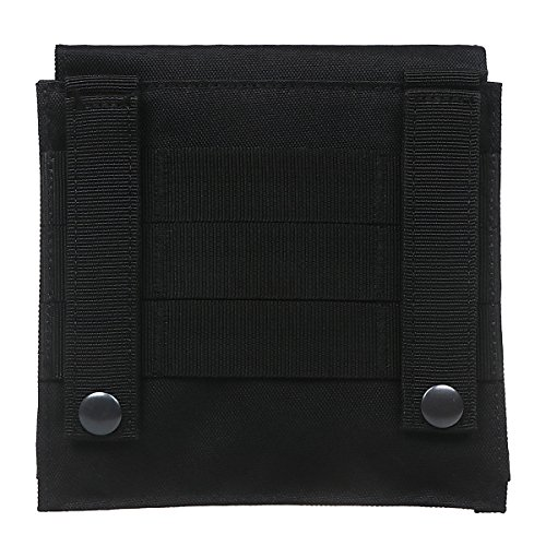xhorizon Kompakte MOLLE Utility Beutel Vielzweck taktische EDC Utility Gadget Getriebe hängenden Taille Taschen #4