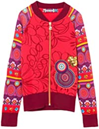 Desigual Gogol, Sweat-Shirt Fille