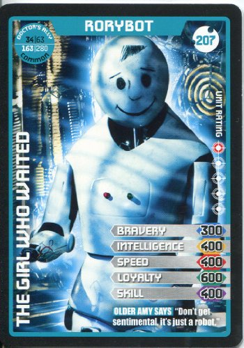 Doctor Who Monster Invasion Extreme Common Card #207 for sale  Delivered anywhere in UK