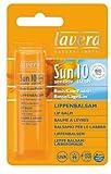 Lavera Sun sensitiv Lippenbalsam LSF 10 1Stück