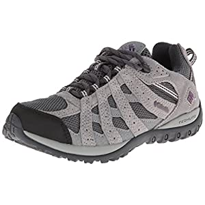 51Ipmgn7GNL. SS300  - Columbia Women's Redmond Waterproof Hiking Shoes