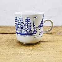 Kaffeebecher Segelschiffe Schiffe Motive - Maritime Porzellan-Tasse von Ahoi Marie