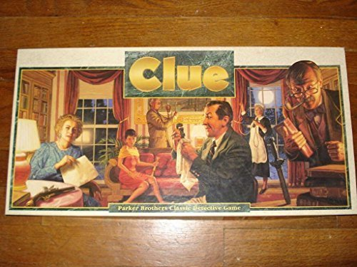 clue-board-game-1992-version