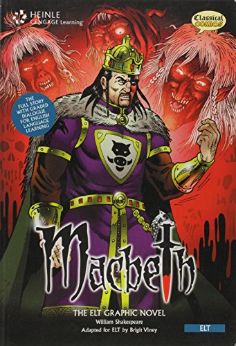 Macbeth (British English): Classic Graphic Novel Collection (Classical Comics)