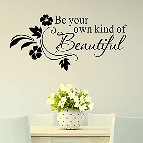 Wall Sticker For Girls Bedroom Teen Decoration Room Accessories