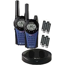 Cobra MT975 8channels 446.00625 - 446.09375MHz two-way radios - Walkie-Talkie (Níquel-metal hidruro (NiMH), 144,4 x 59 x 29,4 mm, 107 g)