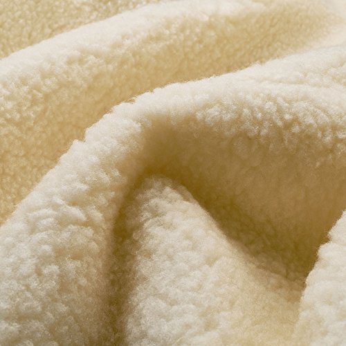 Piel de cordero Thermo Plus - con lana virgin
