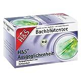 H&s Bachblüten Ausgeglichenheits-tee Filterbeutel 20 stk