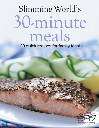Slimming World 30-Minute Meals by Slimming World (2007) Hardcover