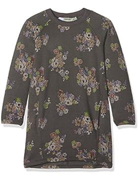 Papfar Mädchen Printed Sweat Kleid
