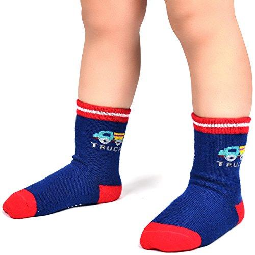 Womens Thick Winter Socks Shoe Size UK 2.5-7.5 //EU 35-42 6 Pairs Girls Ladies Merino Wool Socks Warm