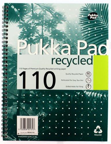 Pukka Pad Notebook Wirebound Rec...