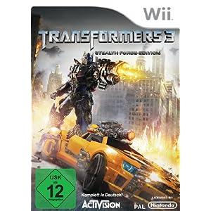 Transformers 3 – [Nintendo Wii]