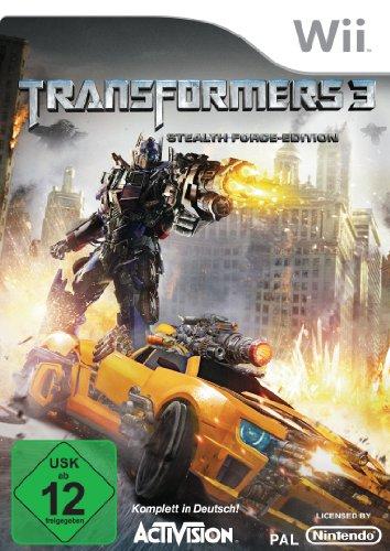 Wii Video-spiele Transformers Für (Transformers 3 - [Nintendo Wii])