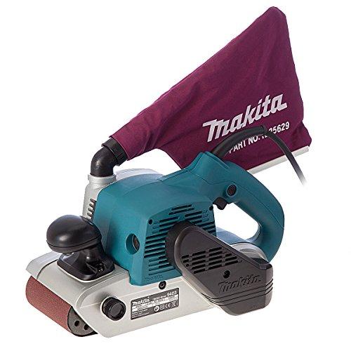 Makita 9403 - Lijadora (24 voltios, tamaño: 100x610mm)