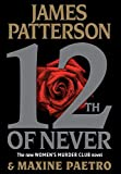 Book cover for 12th of Never