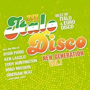 ZYX Italo Disco New Generation Vol. 1