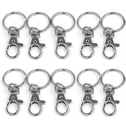 katomi-20-x-small-hummer-haken-trigger-clips-karabinerhaken-bag-schlusselanhanger-blanks