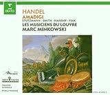 Haendel - Amadigi di Gaula / Les Musiciens du Louvre, Minkowski