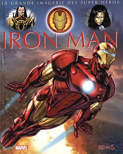 Descargar Libro Iron Man de Sabine Boccador