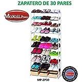 Zapatero 30 pares en promoción