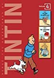 """The Adventures of Tintin: Volume 4 (Compact Editions): """"The Crab with the Golden Claws"""", """"The Shooting Star"""", """"The Secret of the Unicorn"""" v. 4 (The Adventures of Tintin - Compact Editions)"""