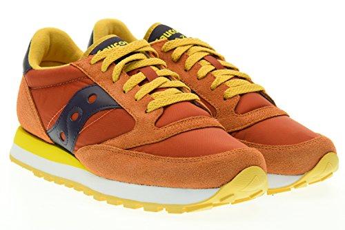 SAUCONY uomo sneakers basse S2044-379 JAZZ ORIGINAL 46.5 Ara-Vio-Gia
