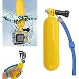 Brain Freezer JoJo Handheld Stick Float Floating Grip, Monopod for Sjcam Gopro, Xiaomi Yi Sports Action Camera (Yellow)