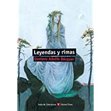 Leyendas Y Rimas N/c (Aula de Literatura) - 9788431689735