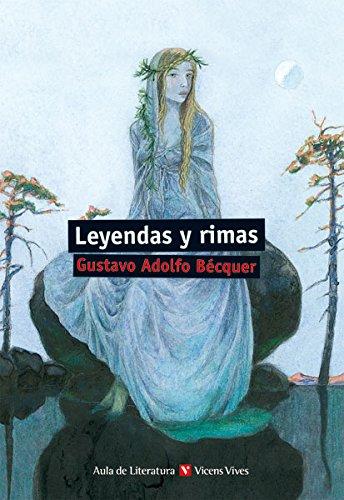 Leyendas Y Rimas N/c (Aula de Literatura) - 9788431689735 por Joan Estruch Tobella