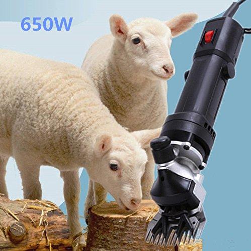 Basong 650W EU Plug Elektrische Schafschermaschine Schafe Schermaschine Sheep Clipper
