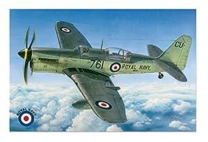 Special Hobby 1/48 Fairey Firefly Tal versión antisubmarina MK.7 # 48130 - Kit Modelo plástico