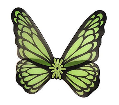 Halloweenia - Kinder Kostüm Flügel- Feen- Elfen- Schmetterlinge, -