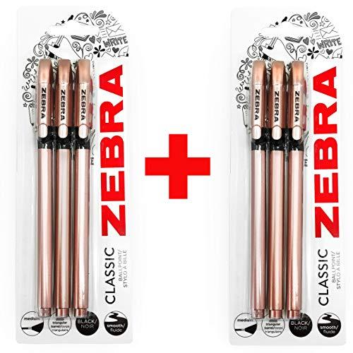 White Zebra Pen 82416 1.00mm Expandz