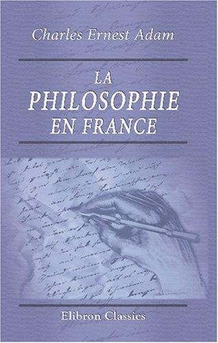 la-philosophie-en-france-premiere-moitie-du-xixe-siecle