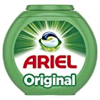 Ariel 3-in-1 Original Washing Pods, 55 Capsules