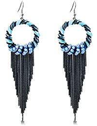 Hot And Bold Long Dangling High Quality Latest Fashion Earring. Daily/Party Wear Fashion Accesories For Women/...