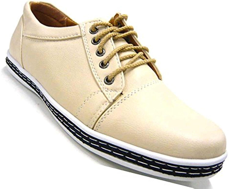 Herren Schuhe Freizeitschuhe Schnürer Halbschuhe