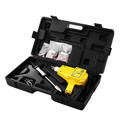 Olibelle Kit de Soudage par Points Spot Welder Soudeur Outils pour Carrosserie Dent Repair Tools Auto (BJXFJ0)